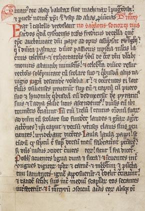 Отрывок о битве на Калке из Хроник Ливонии