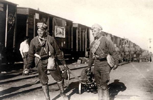 Чехословацкие легионеры