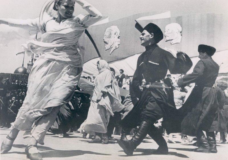 Танец горцев