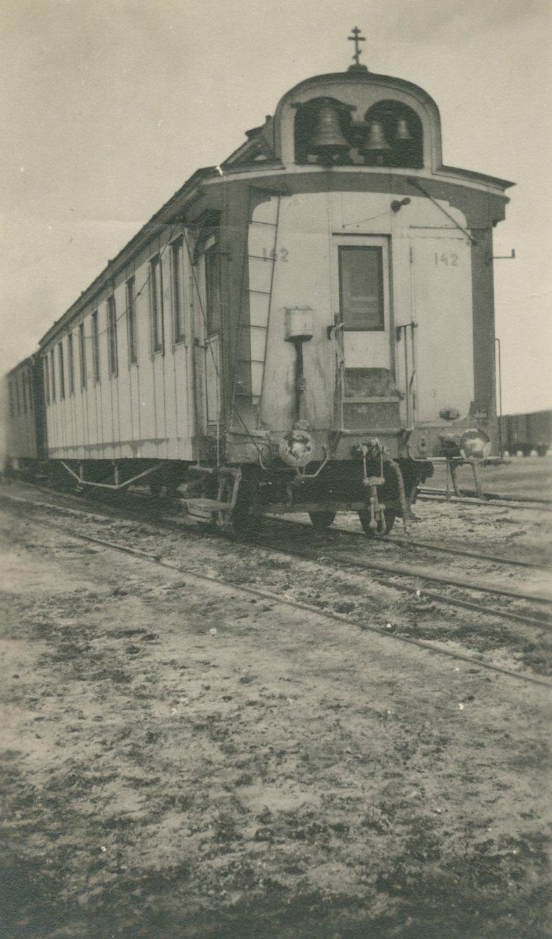 Железнодорожная часовня