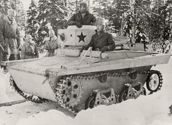 Танк Т-37А