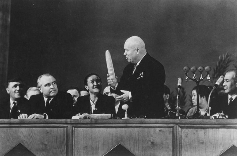 Аргументы Никиты Сергеевича, 1961 г.