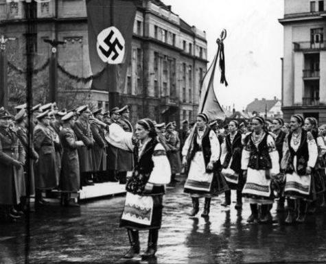 Марш националисток