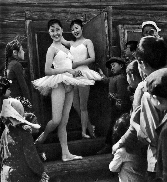 Балерины из бурятского улуса