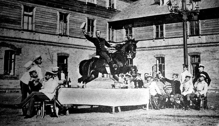 Офицерская кавалерийская школа